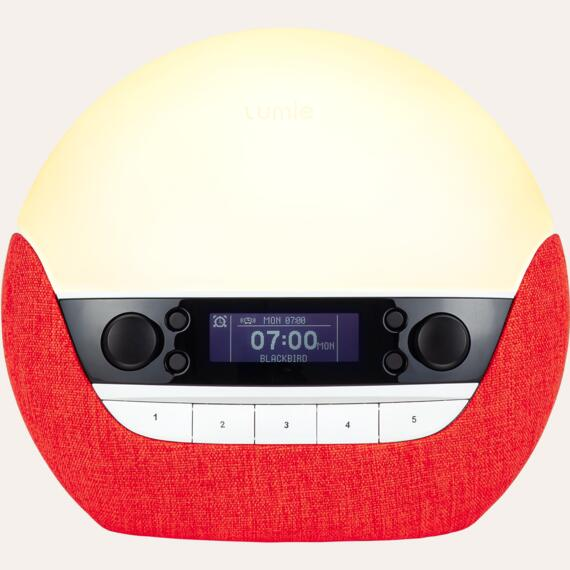 Bodyclock Luxe 750DAB — paprika
